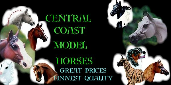 Central Coast Model Horses
