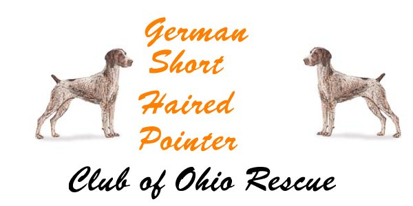 GSP Club of Ohio Rescue